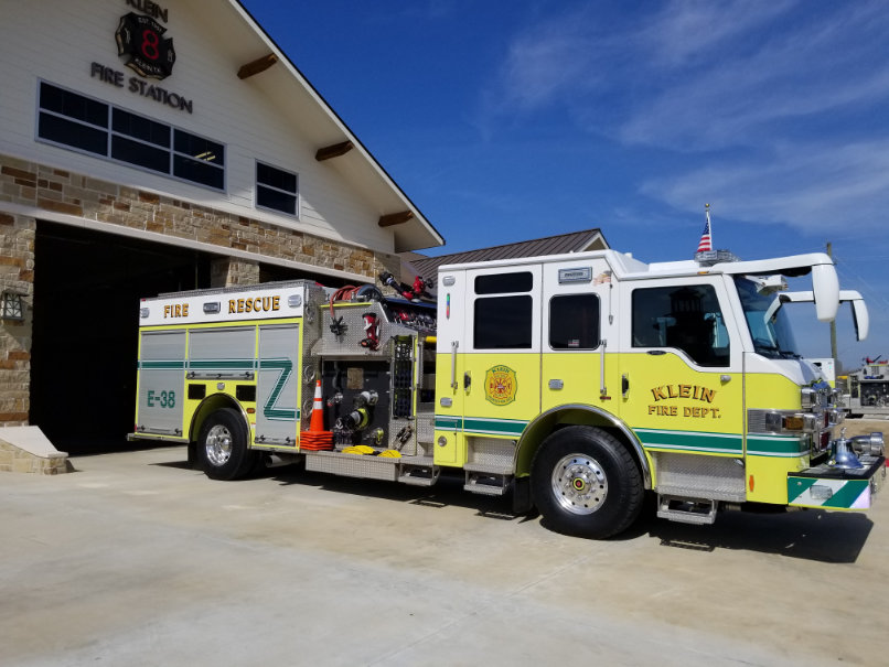 Klein VFD to host Community Safety Day and recruitment drive on June 23rd